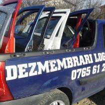 Usa dreapta spate Dacia Logan