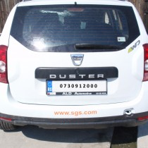 Stop Dacia Duster